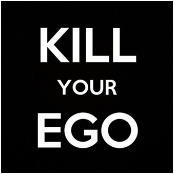 Let Go Of Your Ego