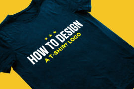 How to Design a T-shirt Logo