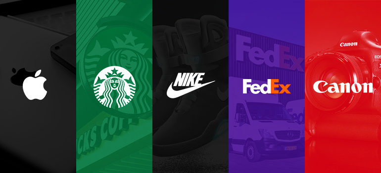 The Evolution of the World's Famous Logos
