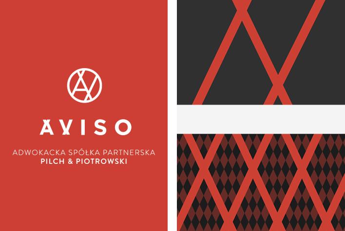 Aviso Law Office Branding