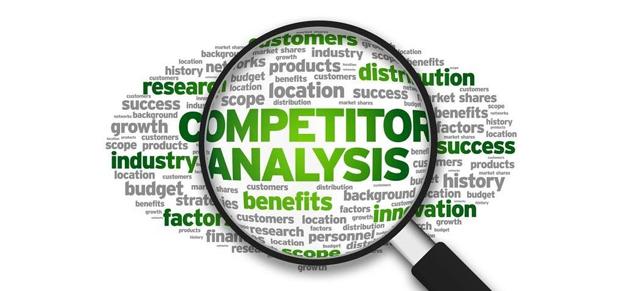 Competitor Analysis branding