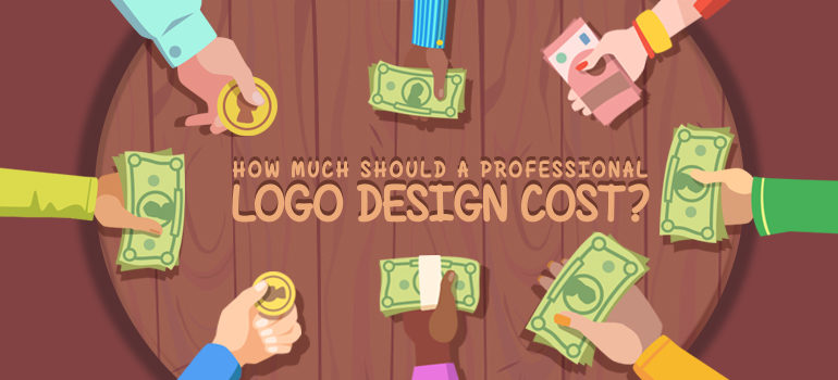 How much does a logo design cost  designbullcouk