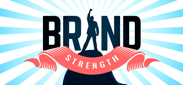 Identifying Its Strengths branding
