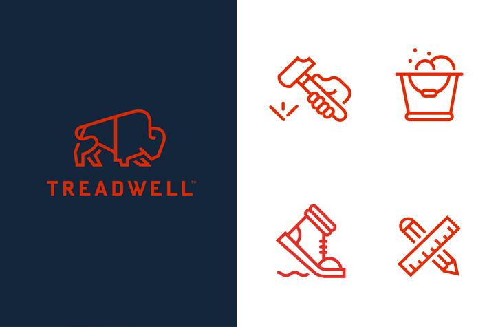 Treadwell Branding