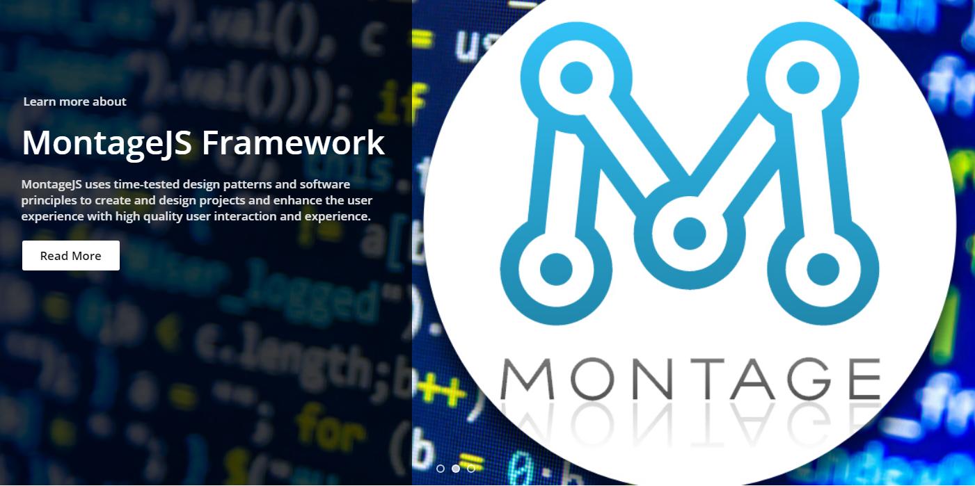 montage JS framework