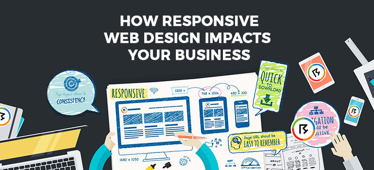 How Responsive Web Design Impacts Your Business