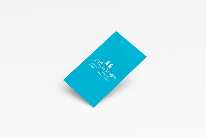 Inspirational quotes for business cards ideas to make your card massage quotes for business cards colourmoves