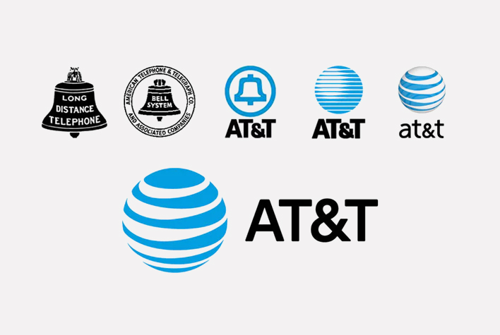 evolution-of-AT&T's-logo-i