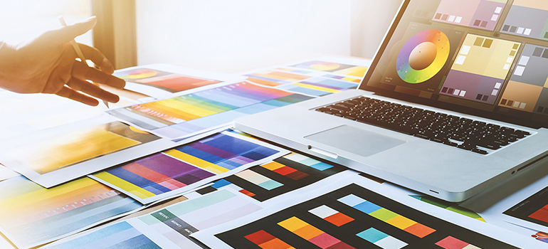 how to choose colors for a qoodworking business