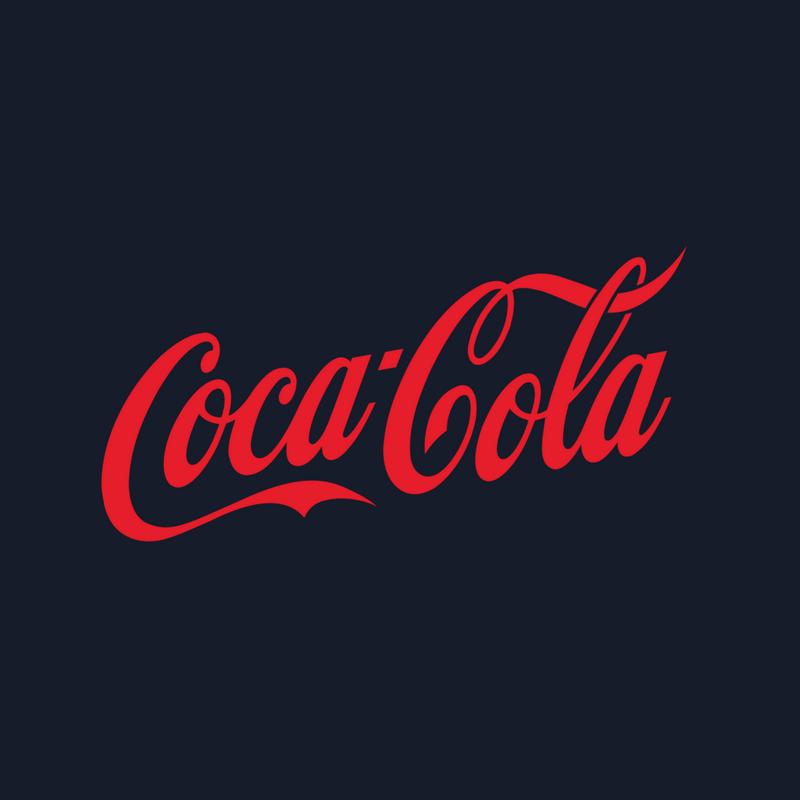 coca cola branding