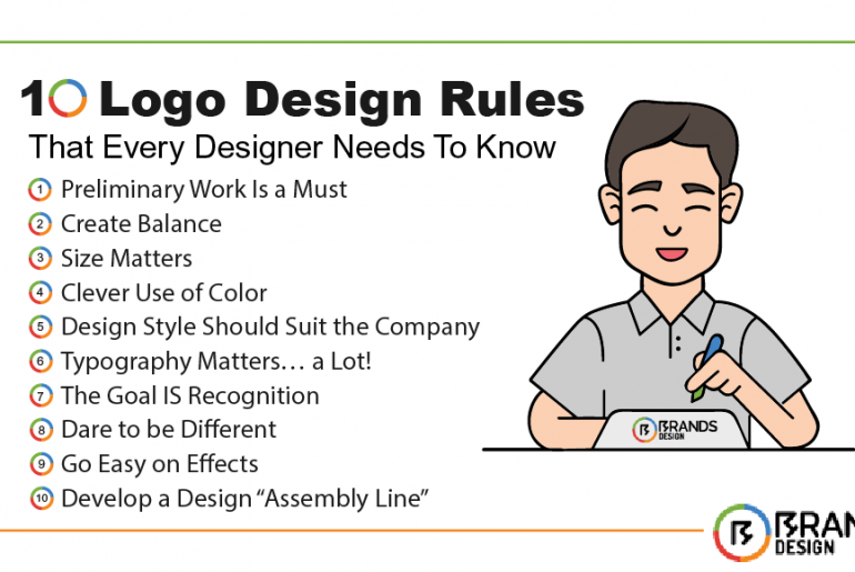 Logo Design Rules