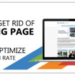 How to Get Rid of Landing Page Design Mess and Optimize Conversion Rate