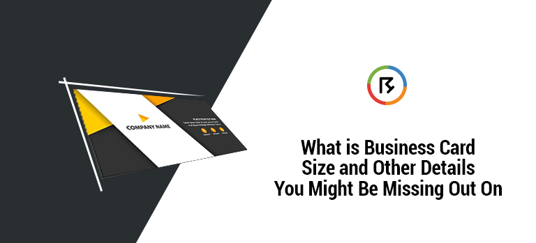 What is Business Card Size and Other Details