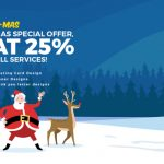 BrandsDesign Christmas Special Offer - Flat 25% Off on All Services
