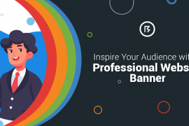 Inspire Your Audience with a Professional Website Banner