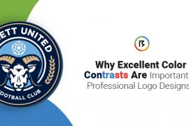 Why Excellent Color Contrasts are Important in Professional Logo Designs