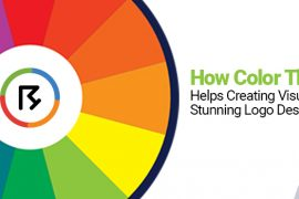 How Color Theory Helps Creating Visually Stunning Logo Designs?