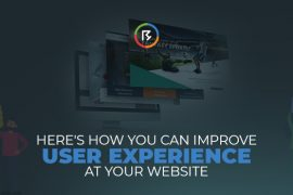 Here's How You Can Improve the User Experience at Your Website