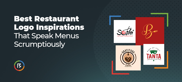 Best Restaurant Logo Inspirations that Speak Menus Scrumptiously