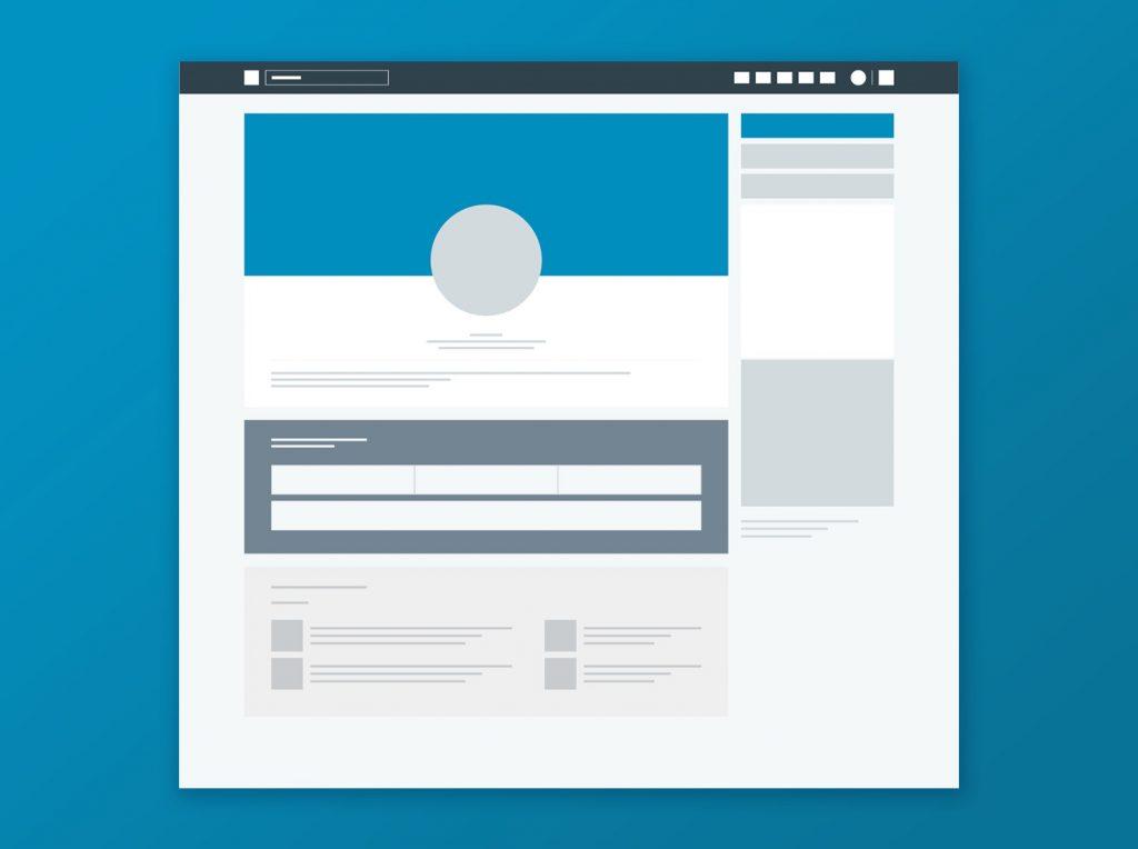 LinkedIn personal Profile