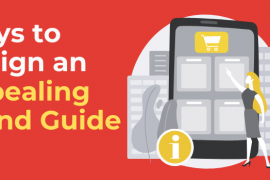 Ways to Design an Appealing Brand Guide