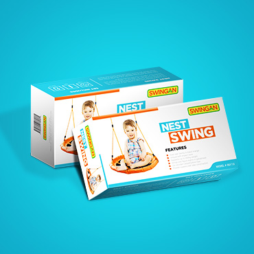 Nest Swing - Packaging Design Portfolio