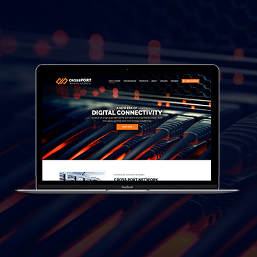 Crossport Network Solutions - Web Design Portfolio