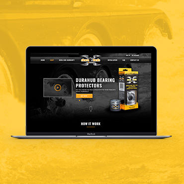 Durahub - Website Design