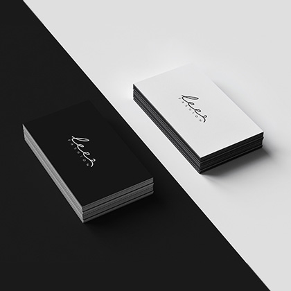 Lee Fashion - Corporate Branding